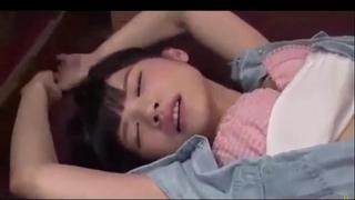cute japan girl nice fuck with vpop sound